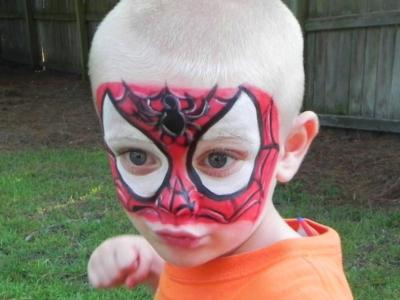 Carolina Party Artists | Summerville, SC | Face Painting | Photo #10