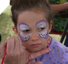 Carolina Party Artists | Summerville, SC | Face Painting | Photo #11