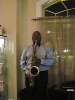 One Man Band (Jacob Smith Jr.) | Egg Harbor Township, NJ | Jazz Saxophone | Photo #18