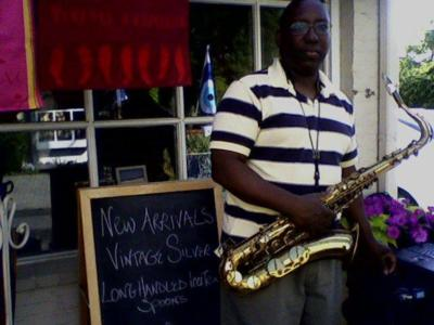 One Man Band (Jacob Smith Jr.) | Egg Harbor Township, NJ | Jazz Saxophone | Photo #9