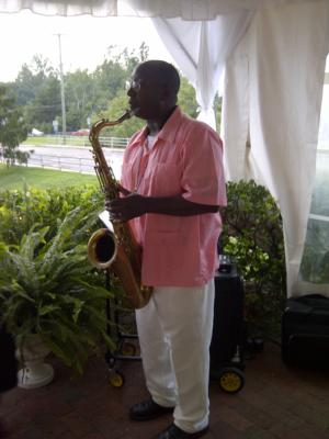 One Man Band (Jacob Smith Jr.) | Egg Harbor Township, NJ | Jazz Saxophone | Photo #1