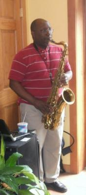 One Man Band (Jacob Smith Jr.) | Egg Harbor Township, NJ | Jazz Saxophone | Photo #5