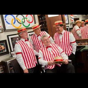 New Haven A Cappella Group | Quatrain Barbershop Quartet