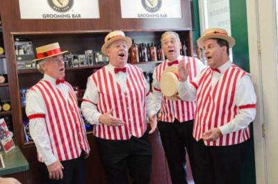 Quatrain Barbershop Quartet | Baldwin, NY | Barbershop Quartet | Photo #12