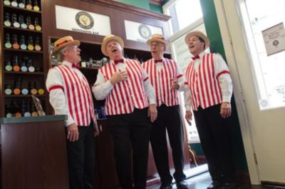 Quatrain Barbershop Quartet | Baldwin, NY | Barbershop Quartet | Photo #17