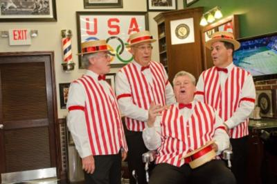 Quatrain Barbershop Quartet | Baldwin, NY | Barbershop Quartet | Photo #2