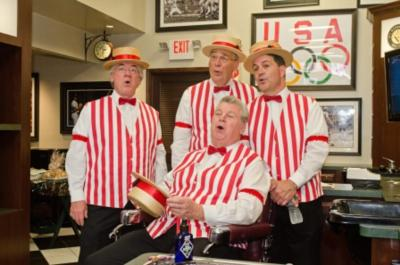 Quatrain Barbershop Quartet | Baldwin, NY | Barbershop Quartet | Photo #7