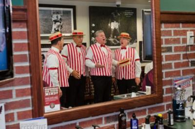 Quatrain Barbershop Quartet | Baldwin, NY | Barbershop Quartet | Photo #15