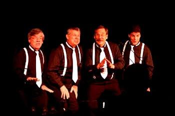 Quatrain Barbershop Quartet | Baldwin, NY | Barbershop Quartet | Photo #1