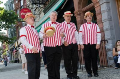 Quatrain Barbershop Quartet | Baldwin, NY | Barbershop Quartet | Photo #8