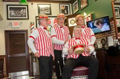Quatrain Barbershop Quartet | Baldwin, NY | Barbershop Quartet | Photo #4