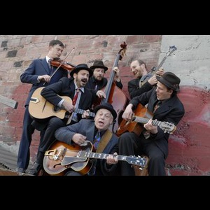 Hermiston 40s Band | Hot Club Sandwich