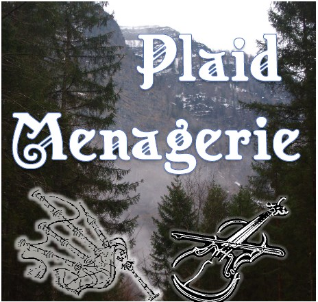 Plaid Menagerie - Celtic Band - Santa Rosa, CA
