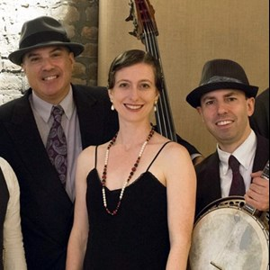 Hillburn 40s Band | The Creswell Club