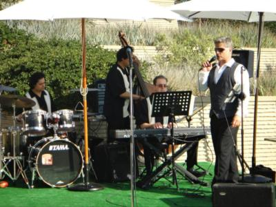 Society Jazz-A Classic Jazz Trio with Crooner | Santa Barbara, CA | Jazz Band | Photo #9