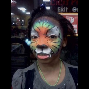 Alexandria Face Painter | Creative Occasions