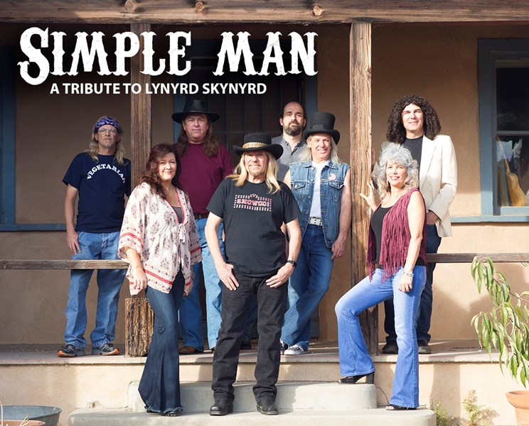 Simple Man - Tribute Band - Costa Mesa, CA