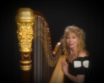 Elegance Of The Harp By Twyla | Tacoma, WA | Harp | Photo #6