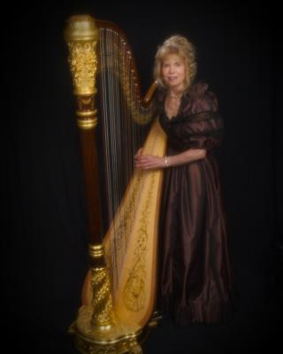 Elegance Of The Harp By Twyla | Tacoma, WA | Harp | Photo #7