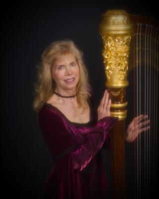 Elegance Of The Harp By Twyla | Tacoma, WA | Harp | Photo #11