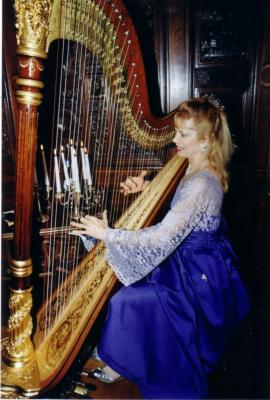 Elegance Of The Harp By Twyla | Tacoma, WA | Harp | Photo #8