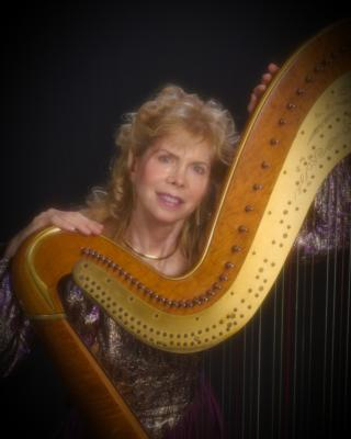 Elegance Of The Harp By Twyla | Tacoma, WA | Harp | Photo #12