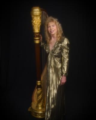Elegance Of The Harp By Twyla | Tacoma, WA | Harp | Photo #17