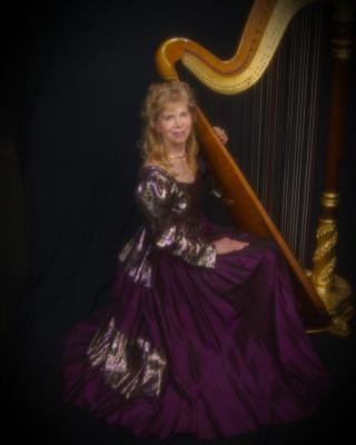 Elegance Of The Harp By Twyla | Tacoma, WA | Harp | Photo #16