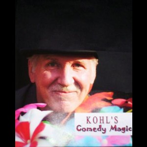 Arlington Magician | Kohl's Comedy Magic