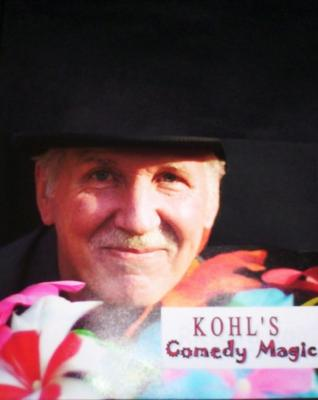Kohl's Comedy Magic | Arnold, MD | Comedy Magician | Photo #1