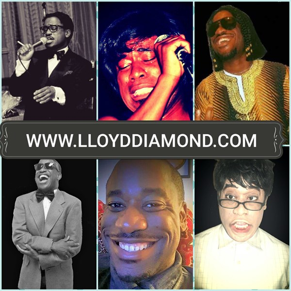 Lloyd Diamond - Sammy Davis Jr. Tribute Act - New York City, NY