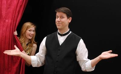 Corporate Comedy Magician....... Mark Robinson | Rosebud, TX | Comedy Magician | Photo #1