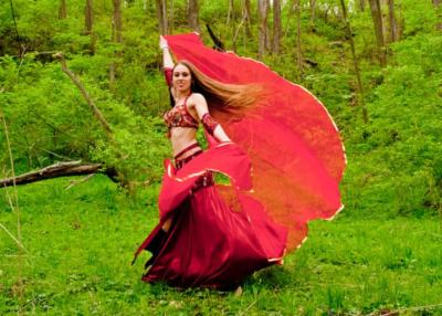 Rebecca Hartman Bellydance | Kansas City, MO | Belly Dancer | Photo #2
