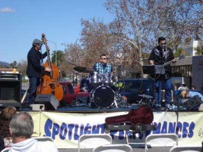 Gino And The Lone Gunmen | Temecula, CA | Rockabilly Band | Photo #3