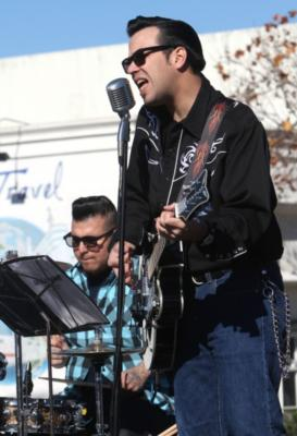 Gino And The Lone Gunmen | Temecula, CA | Rockabilly Band | Photo #2