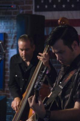 Gino And The Lone Gunmen | Temecula, CA | Rockabilly Band | Photo #1