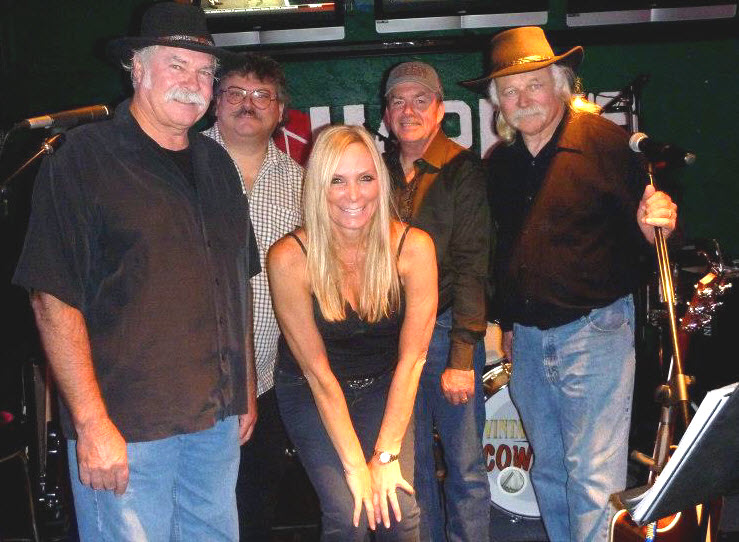 Peggy Lynn and the Vintage Cowboys Band - Country Band - Glendora, CA