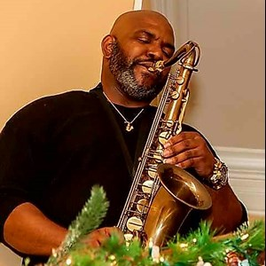 Philipsburg Saxophonist | K. Chris Knight
