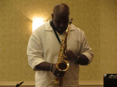 K. Chris Knight | Lorton, VA | Saxophone | Photo #14