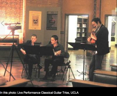 The Soltani Classical/Jazz Duo | Los Angeles, CA | Variety Duo | Photo #6