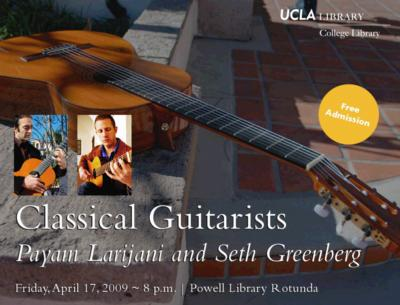 The Soltani Classical/Jazz Duo | Los Angeles, CA | Variety Duo | Photo #2