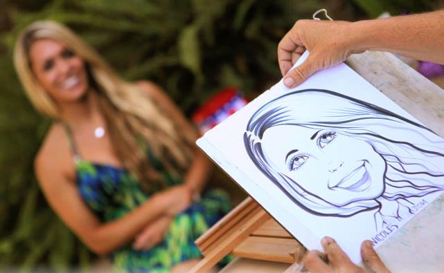 Karen Doyles Art - Caricaturist - North Hollywood, CA