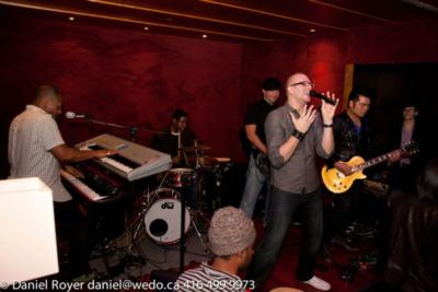 Shugga | Toronto, ON | Cover Band | Photo #4
