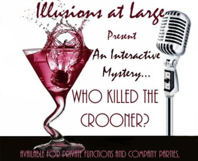 Illusions at Large Productions | Branson, MO | Murder Mystery Entertainment | Photo #18