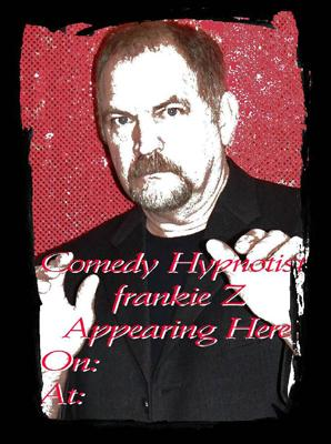 Comedy Hypnotist Frankie Z | Star Prairie, WI | Comedy Hypnotist | Photo #2