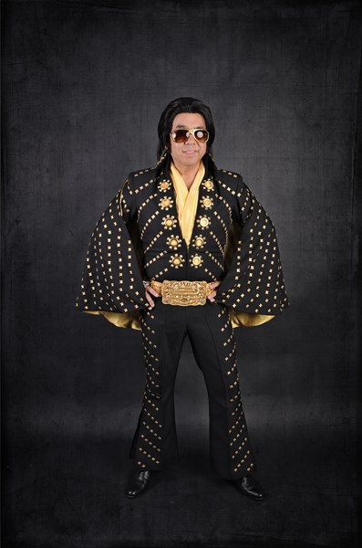 Elvis Presley Impersonator Shawn Hughes - Elvis Impersonator - Union City, CA