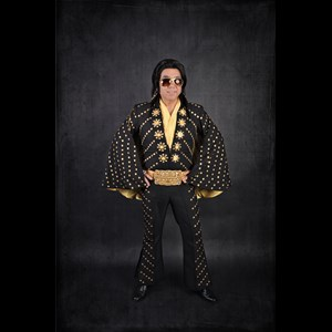 Fremont Elvis Impersonator | Elvis Presley Impersonator Shawn Hughes