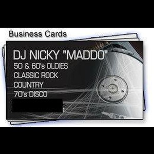 Dj Nicky Maddo - Event DJ - Lake George, NY