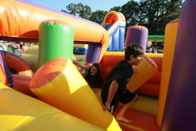 1-2-3 Jump! Inflatables | Columbia, SC | Bounce House | Photo #1