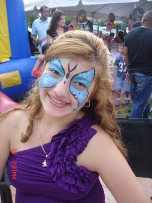 Yaya The Clown and Friends | Miami, FL | Face Painting | Photo #4
